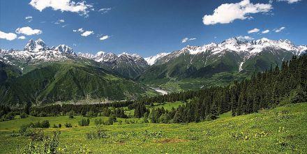 Svaneti Region