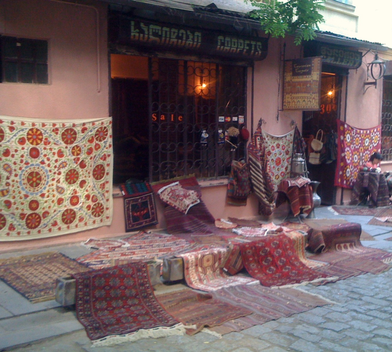 About Shopping – Traditional Carpets And Rugs