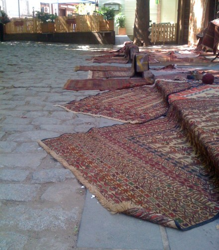 Carpets and Rugs - Old Town Tbilisi