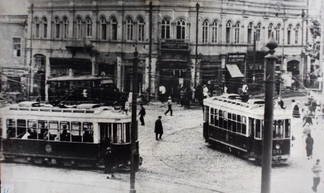 Tbilisi Trams circa 1918