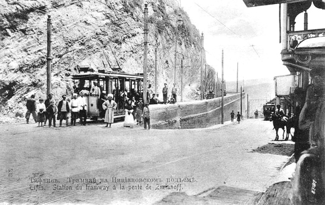 Tiflis Tram