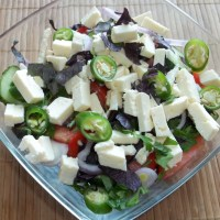 About Food - Introduction to Georgian Salads