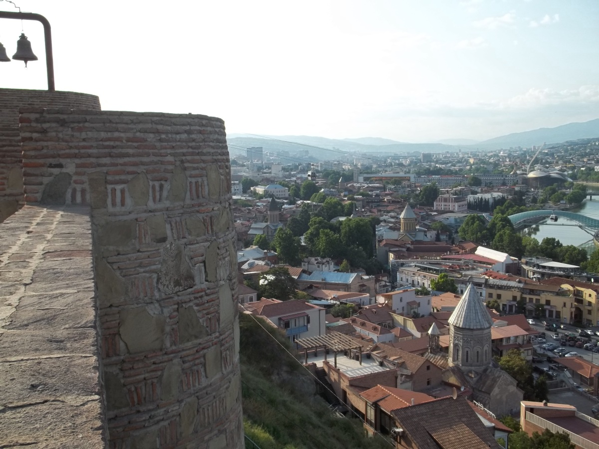 About Sights - Narikala Fortress