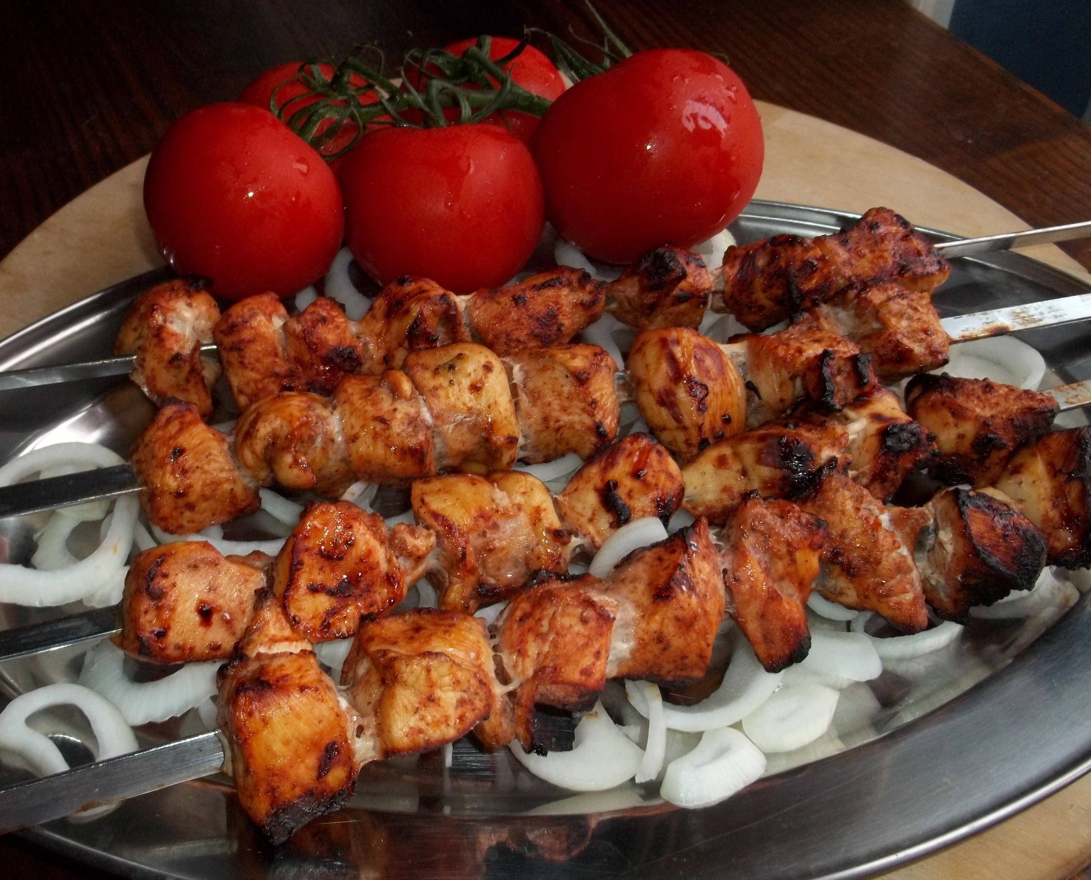 About Food – Chicken Barbecue | Georgia About