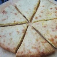 About Food - Imeruli (Imeretian Khachapuri)