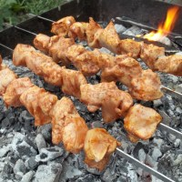 About Food - Chicken Barbecue
