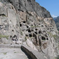 About Sights - The Cave City of Vardzia