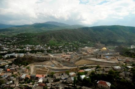 View of Akhaltsikhe