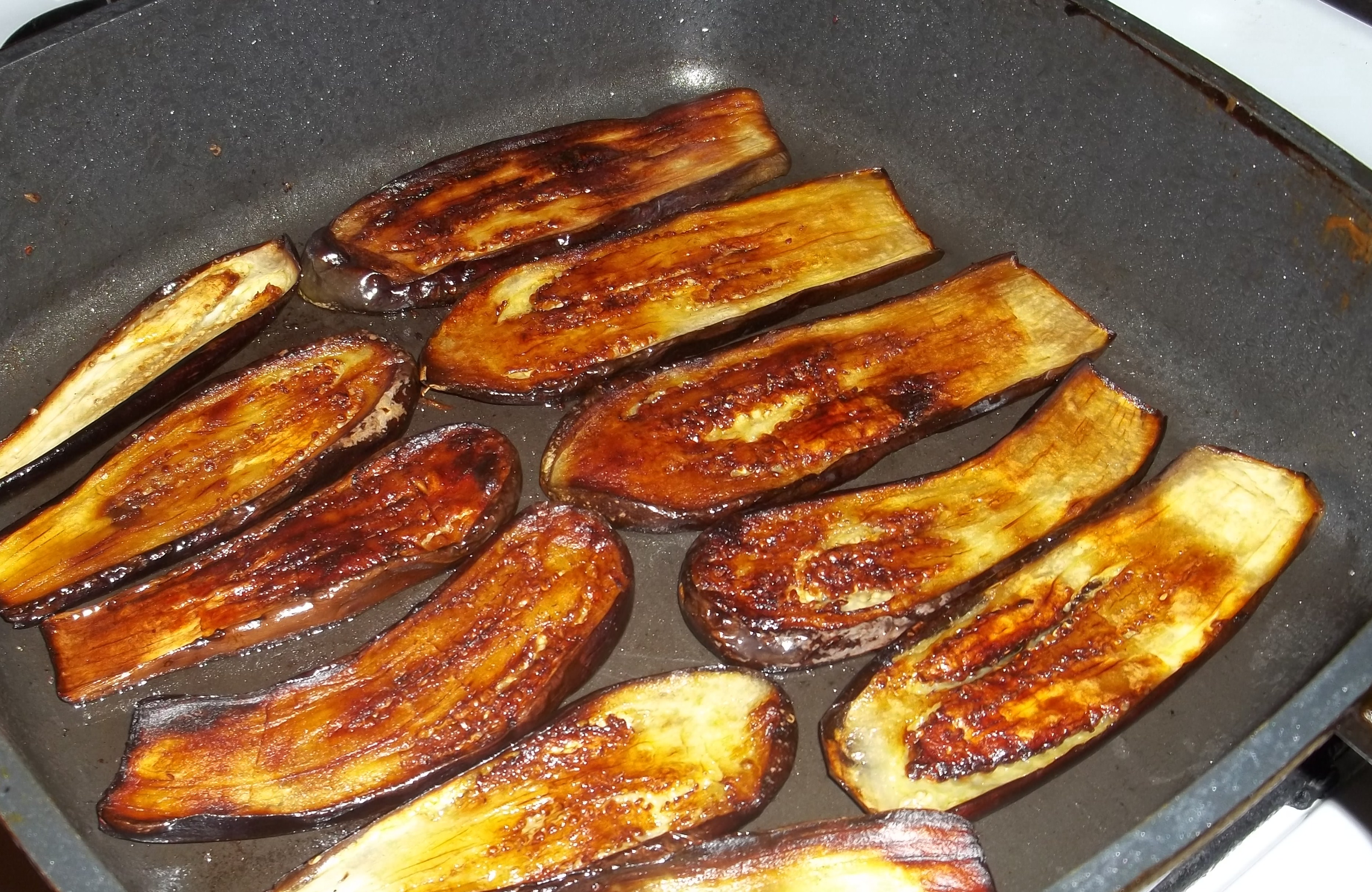 How To Cook Eggplant On Skillet