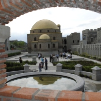 About Sights - Rabati Castle - A Jewel in the Crown