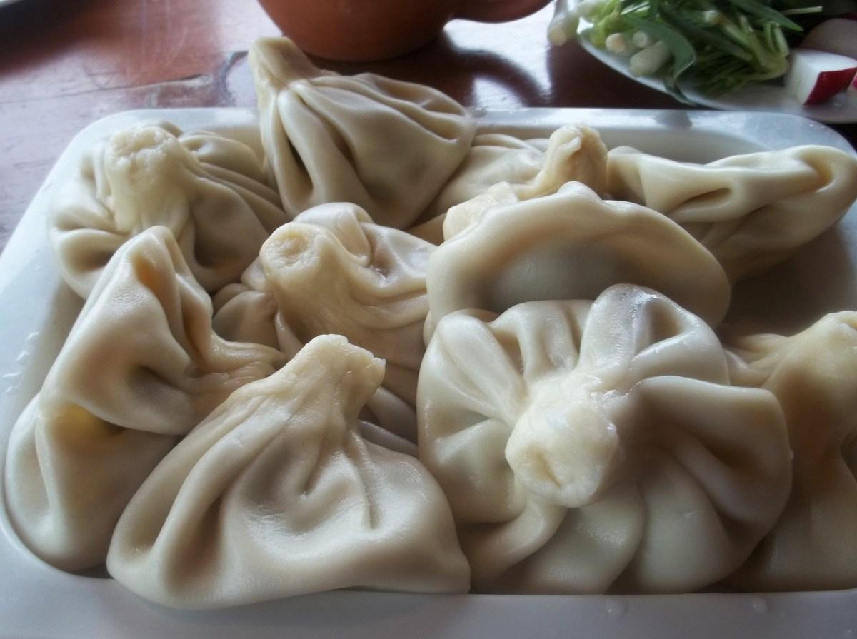 About Food – Khinkali