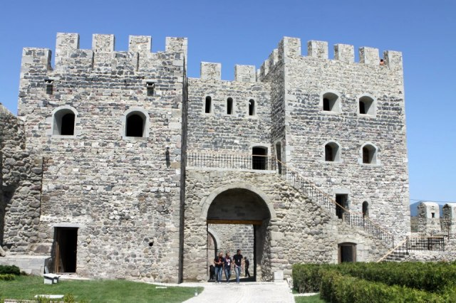 Rabati Fortress Entrance