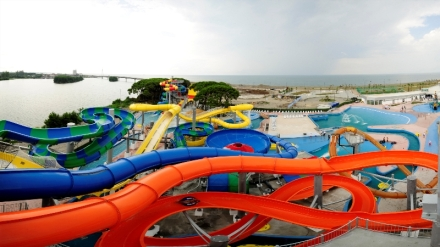Anaklia Aqua Park on the Black Sea Coast