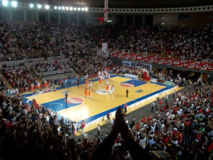 Georgia's Victory at the 2013 Eurobasket Qualifiers 11 September 2012