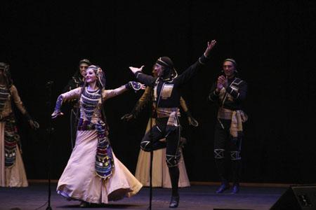 Rustavi Ensemble – Dance Acharuli Italy 2011 | Georgia About