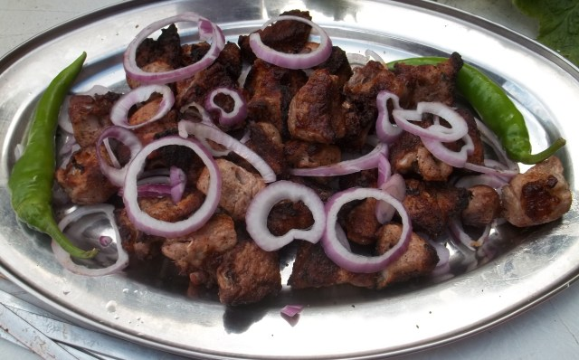 Barbecue Pork_Peppers_Red Onion