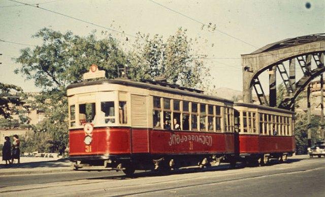 tbilisi-tram