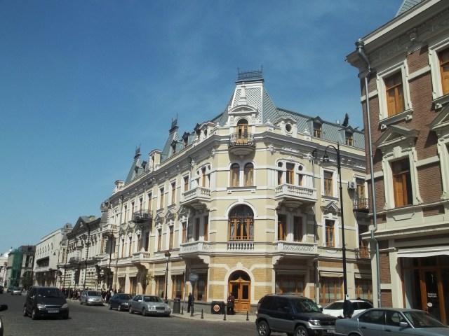 Davit Agmashenebeli Avenue, Tbilisi