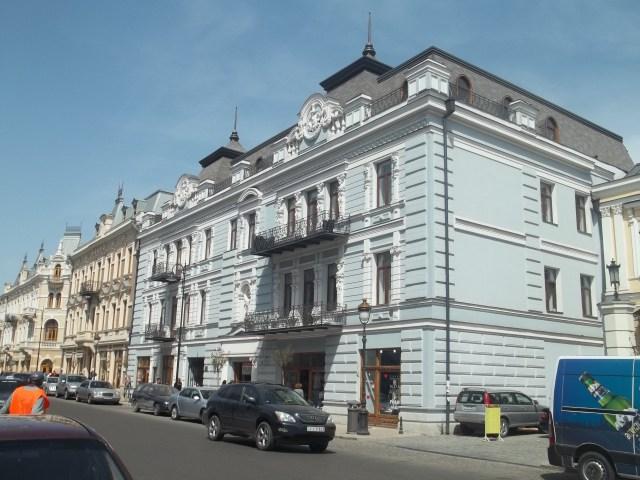 Davit Agmashenebeli Avenue_Tbilisi_13