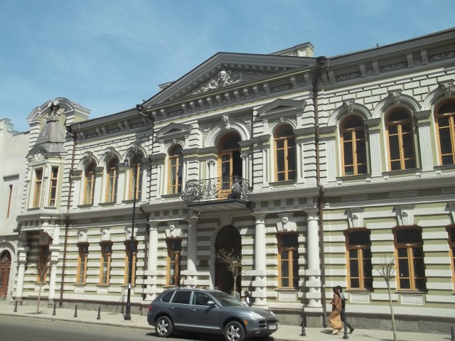 Davit Agmashenebeli Avenue_Tbilisi_2