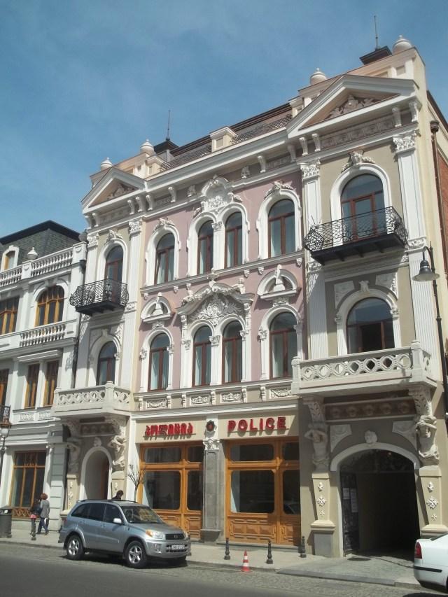 Davit Agmashenebeli Avenue_Tbilisi_3
