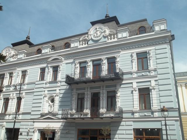 Davit Agmashenebeli Avenue_Tbilisi_7