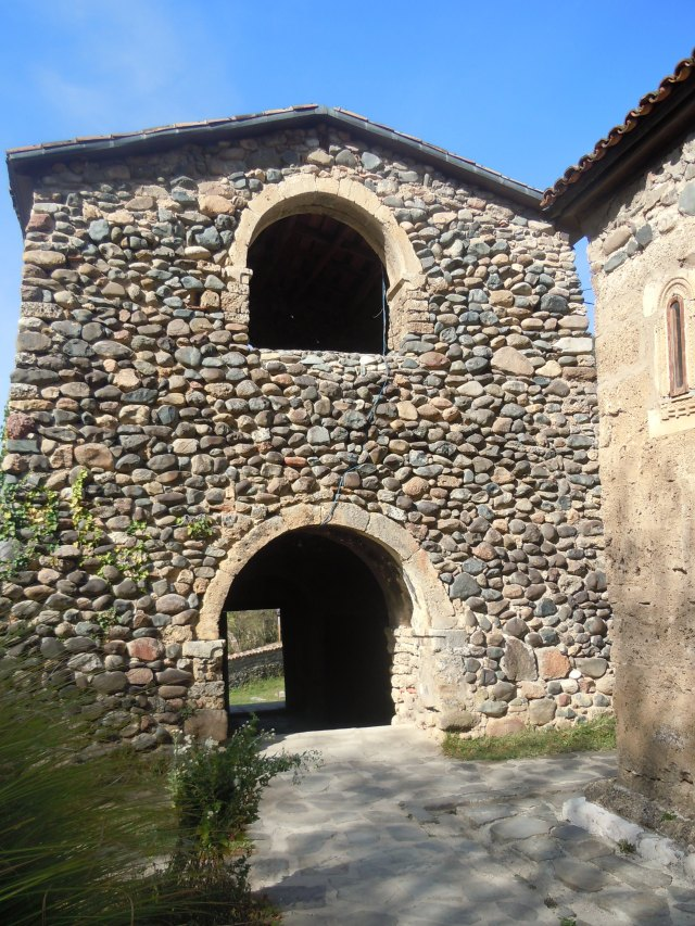 St. George's Church and Monastery complex in the village of Ubisa_2