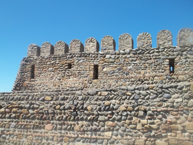 Gori Fortress Walls