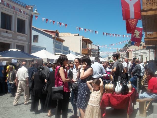 Kartli Wine Festival 2013 in Gori