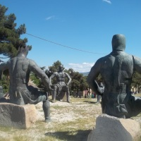 About Sights - The Memorial of Georgian Warrior Heroes in Gori