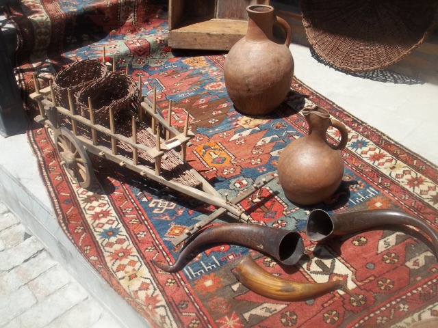 Objects Associated with Wine-making at the Kartli Wine Festival