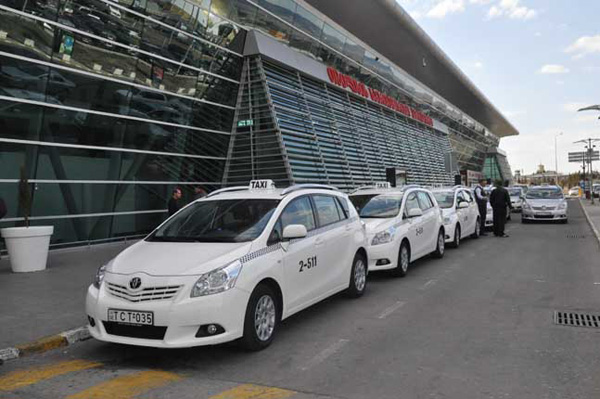 Tbilisi Airport Taxis