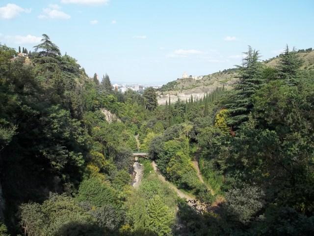 Tbilisi Botanical Gardens