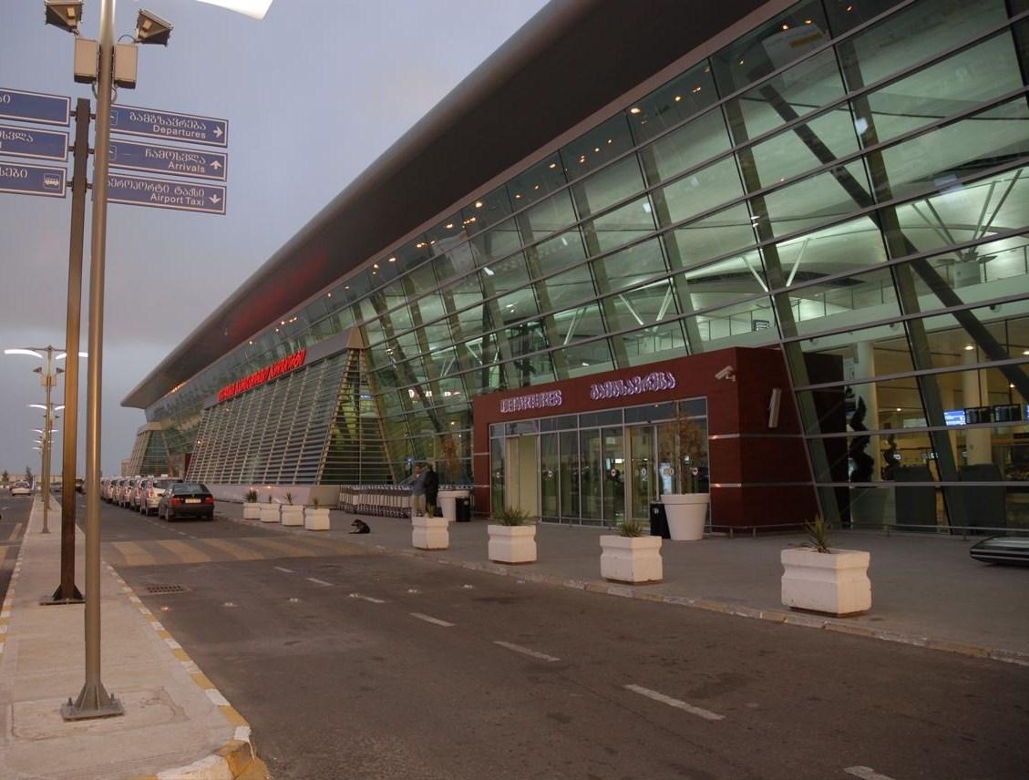 سرانجام-پروازهای-لغو-شده-در-فرودگاه-بین-المللی-تفلیس