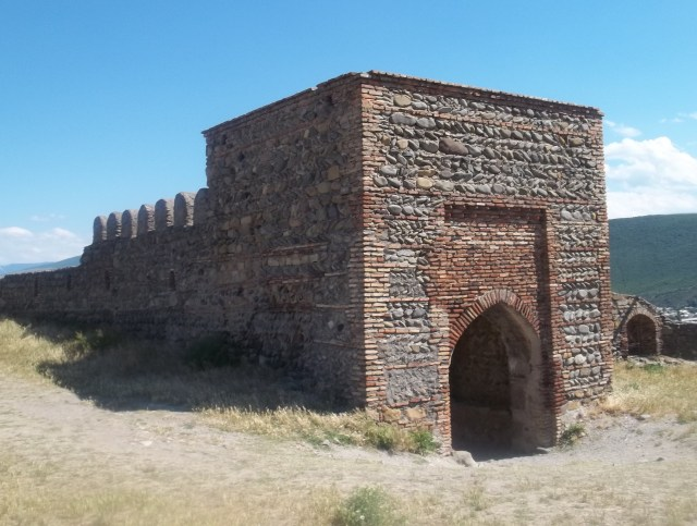Tower Gateway inside Gori Fortress