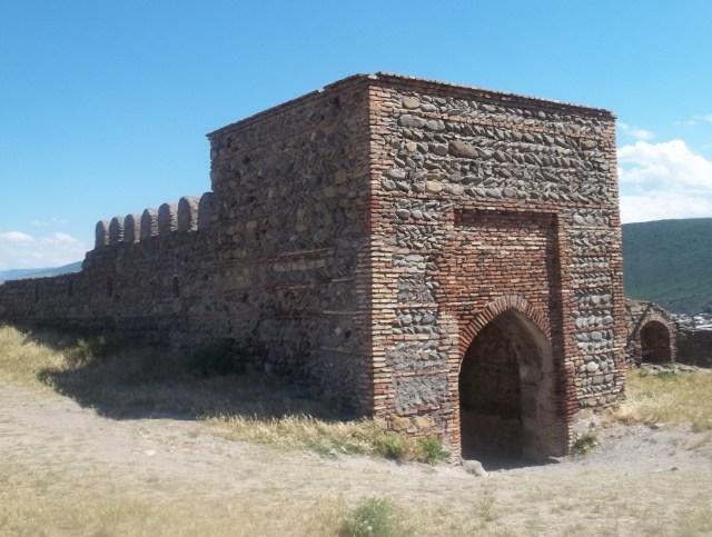 Tower Gateway inside Gori Fortress