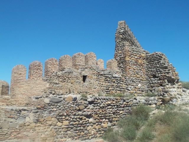 Walls of Gori Fortress