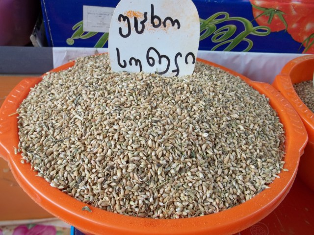 Blue Fenugreek Seeds