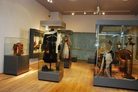 Signagi Museum Interior