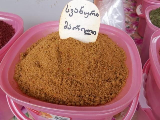 Svanetian Salt