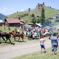 About Sights - Tushetoba Festival