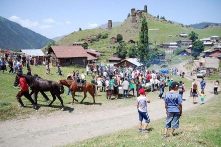 Tushetoba Festival