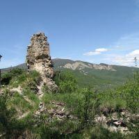 About Sights - Ujarma Fortress