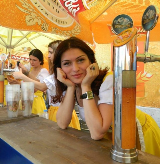 Would You Like Beer at the Tbilisi Beer Festival 2013
