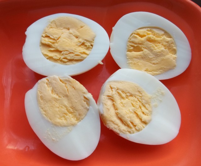 Boiled Eggs for Gurian Khachapuri Recipe