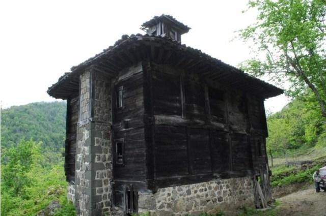Chinkadzeebi Mosque in the village of Chinkadzeebi in Keda District, Ajara