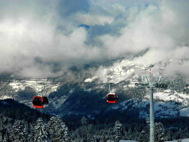 Goderdzi Pass Mountain Ski Resort Ajara