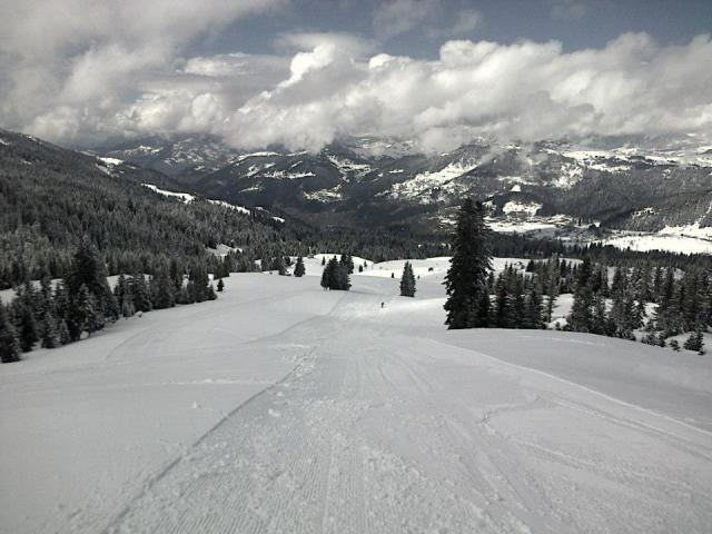 Goderdzi Pass Mountain Ski Resort