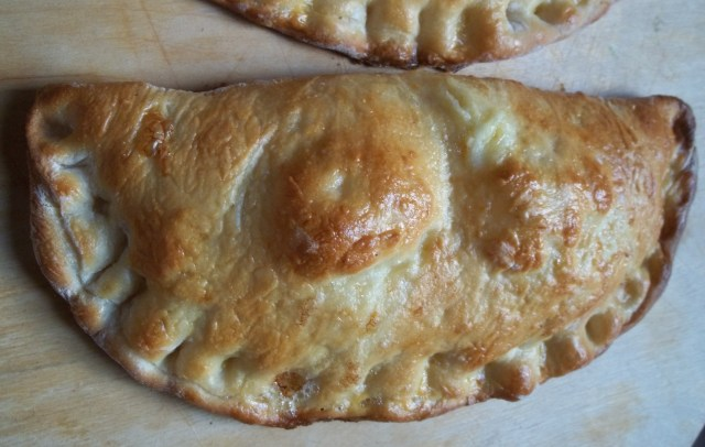 Gurian Khachapuri Ready for Eating