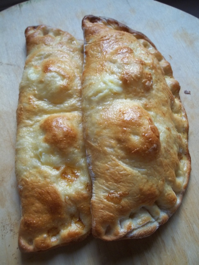 Gurian Khachapuri Ready for Serving